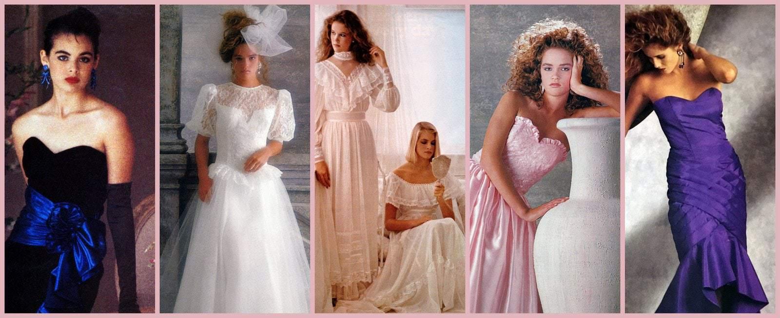 Gunne Sax Prom Dresses Of The Eighties Click Americana