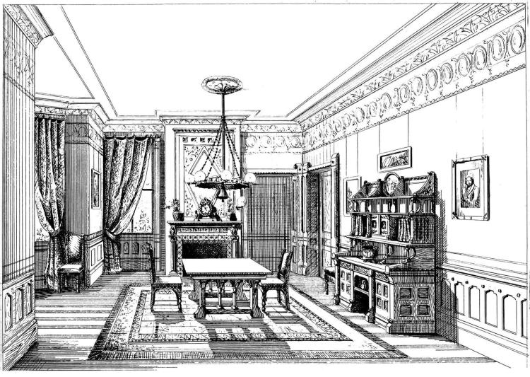How to choose the perfect Victorian furniture to make your house a real home (5)