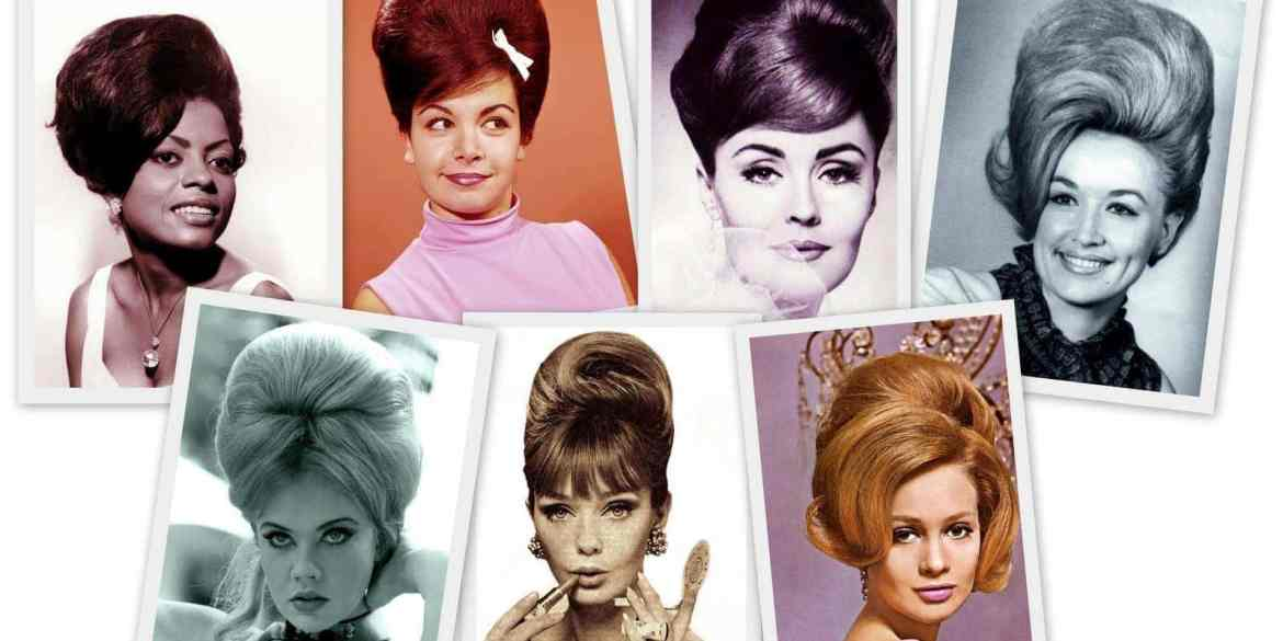 How To Make A 60s Beehive Hairstyle Click Americana