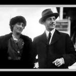 Inez Milholland and Eugen Jan Boissevain - A suffragette's leap year marriage proposal (1916)