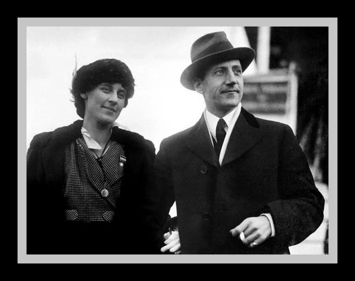 Inez Milholland and Eugen Jan Boissevain - A suffragette's leap year marriage proposal