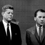 Kennedy and Nixon TV debate 1960