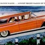 LIFE Jun 1, 1959 Ford Station Wagon