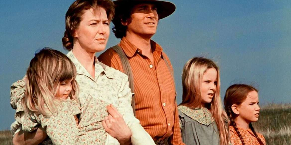 Little House on the Prairie - Ingalls family