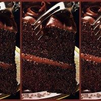 Secret Mayonnaise Chocolate Sensation cake recipe (1985)