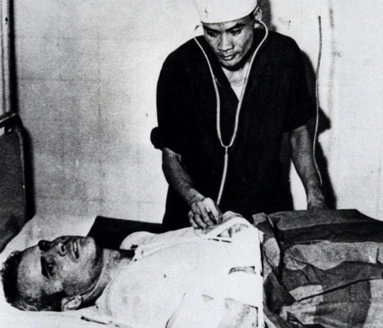 McCain medical exam 1973