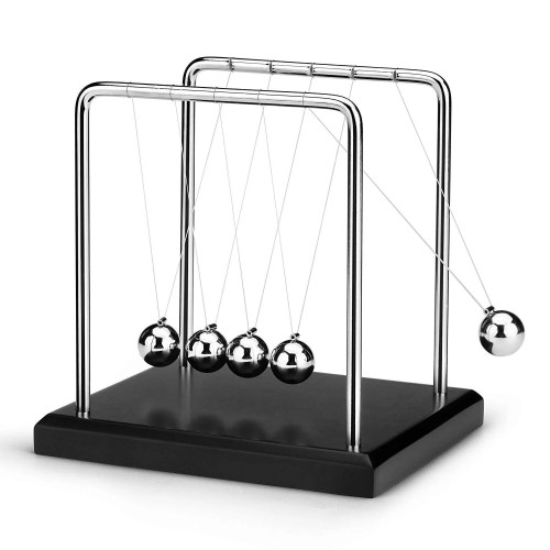 Newton's Cradle - Executive toy with clicking balls