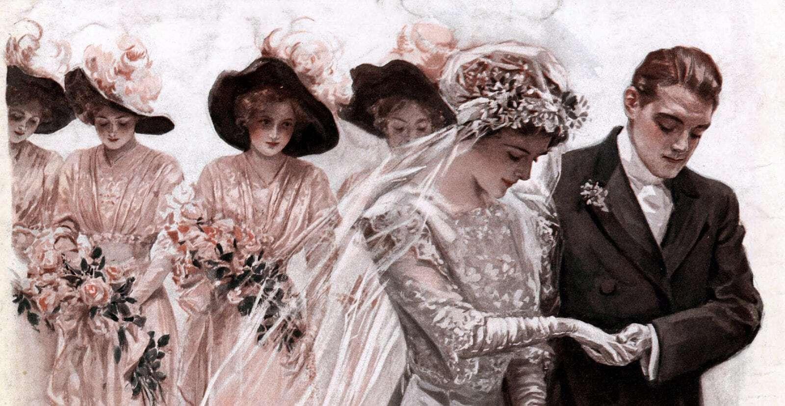 Should Older Women Marry Younger Men 1914 - Click Americana-8888