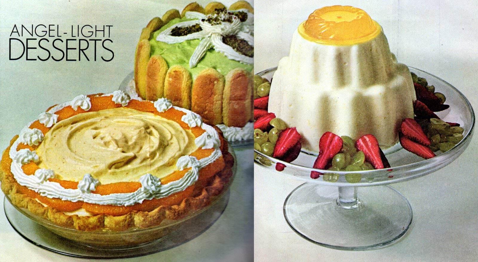 Undefined · 5 Airy, Light Dessert Recipes ...
