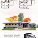 Original vintage house plans for American suburban homes built in 1953 - at Click Americana (8)