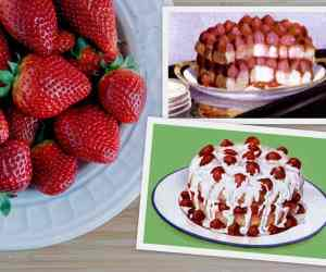 Real classic strawberry shortcake recipes