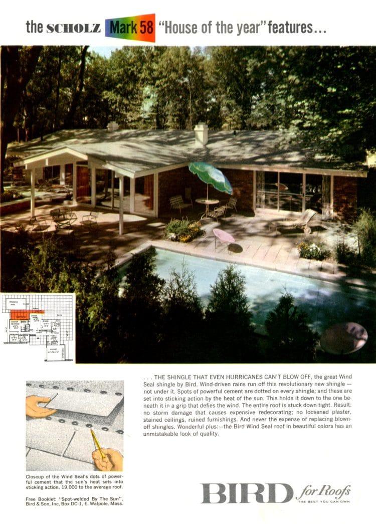 Scholz Mark 58 mid-century modern model home exterior (2)