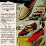 Old-fashioned penny loafers and vintage moccasins, plus squared-off flat shoes for women with T-straps and laces