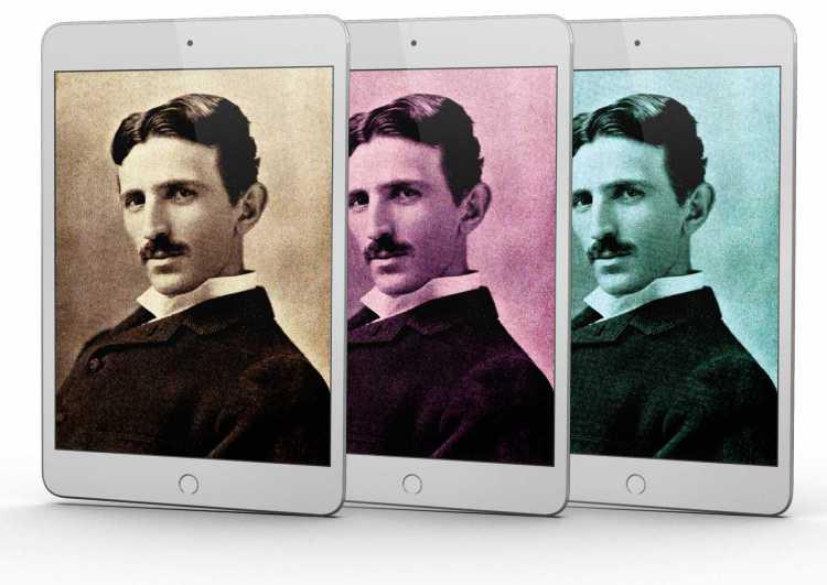 Tesla predicts the iPad, Skype, mobile phones