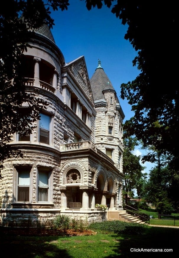 Old Louisville The Lavish Conrad Caldwell House Click