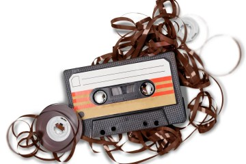 How to care for cassette tapes - Tech tips from 1975