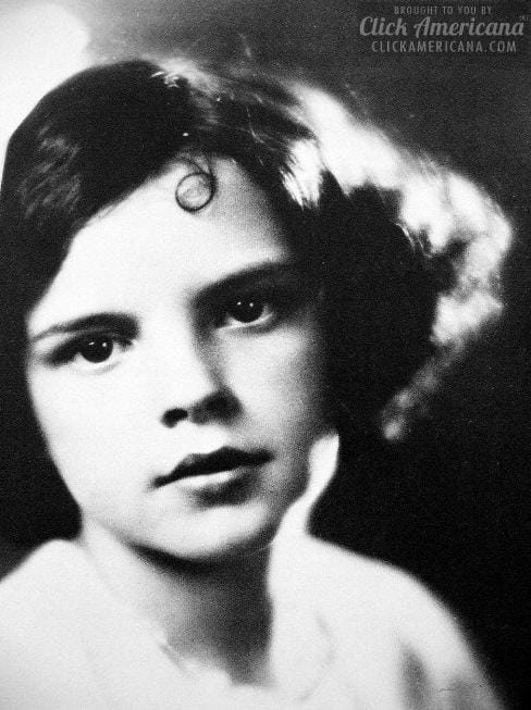 How Judy Garlands Career Began 1942 Click Americana