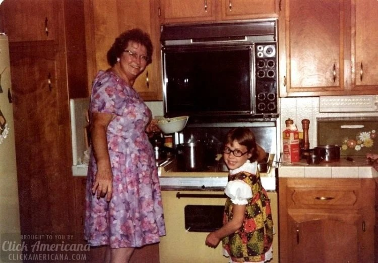 Vintage 1970s house in Santa Rosa California - Kitchen (2)
