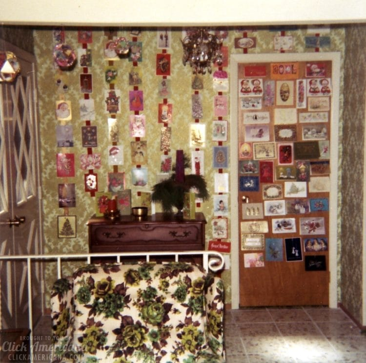 Vintage 1970s house in Santa Rosa California - Living room (4)