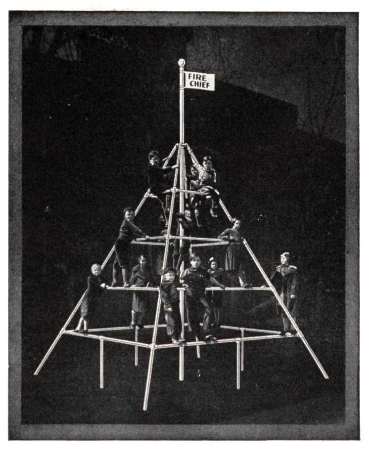 Vintage playgrounds from 1940 at Click Americana - General Playground Equipment Inc (1)