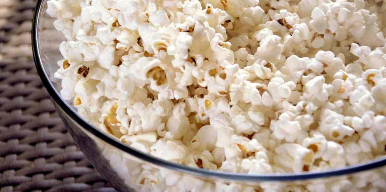 Vintage popcorn recipes