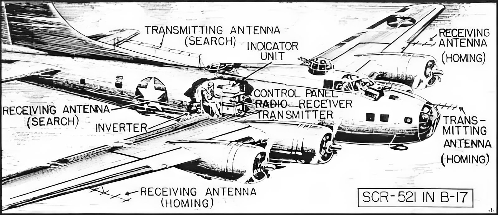 The history of the Boeing B-17 Flying Fortress planes from
