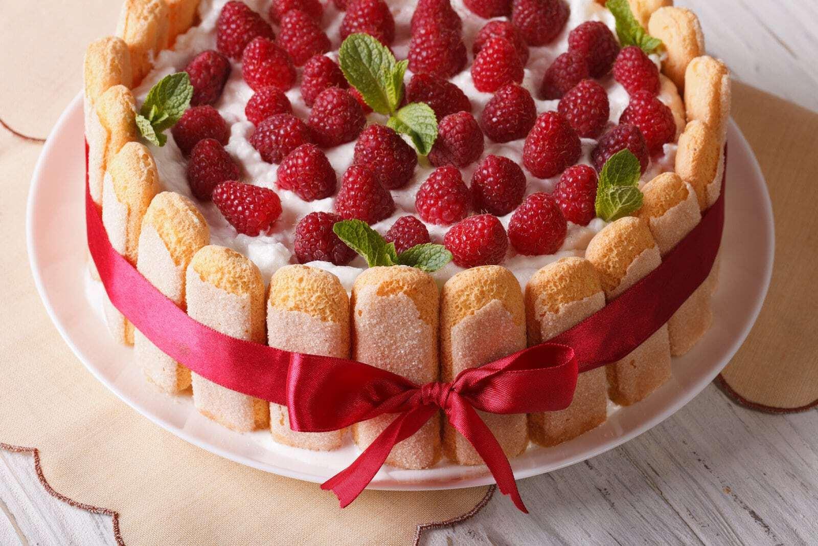 charlotte russe  delicious classic charlotte dessert recipes click americana