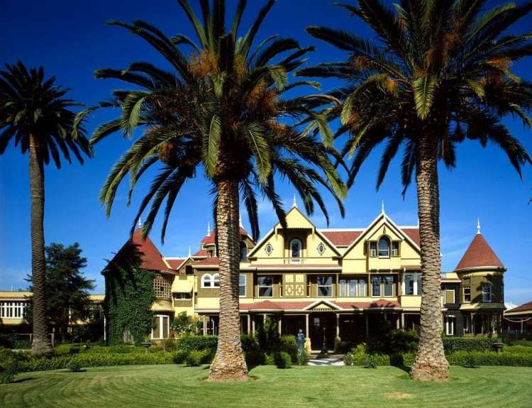 Winchester House, 525 South Winchester Boulevard, San Jose