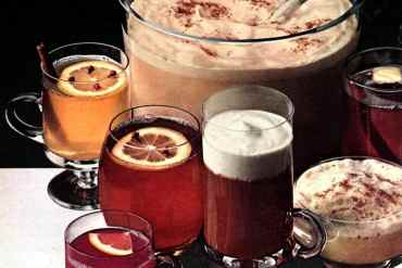 Winter rum drink recipes from 1971