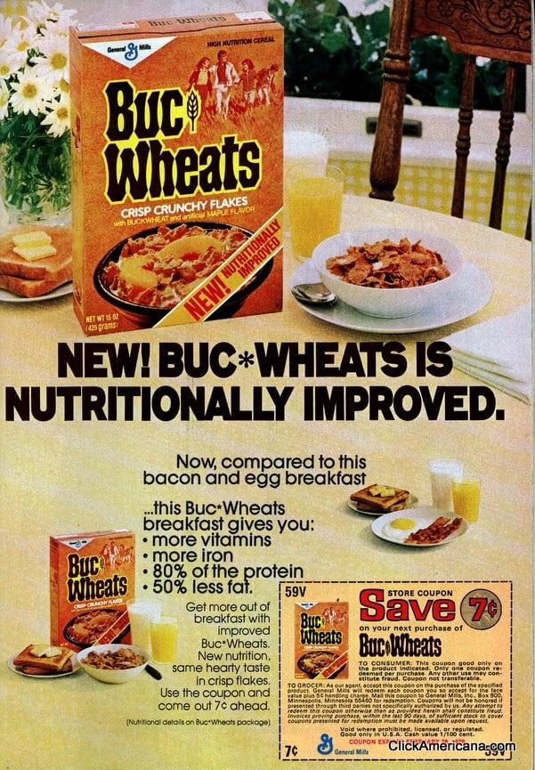 pass the buc wheats