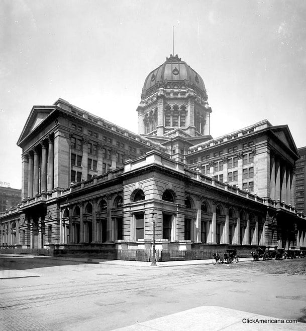 10 Historic US Post Offices (early 1900s)
