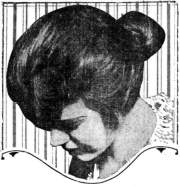 jug-handle hairstyle business