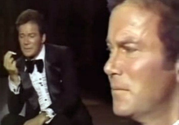 William Shatner is the Rocket Man 1978  Click Americana