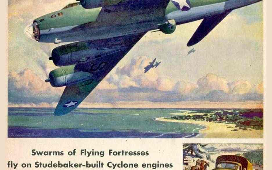 Swarms of Flying Fortresses