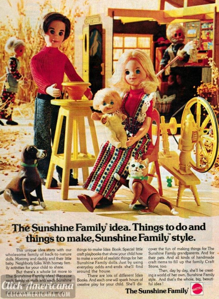 The Sunshine Family idea
