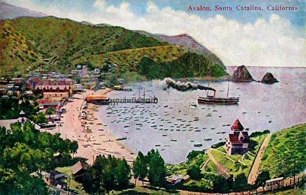 Santa Catalina c1918