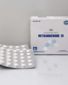 Methandienone 10