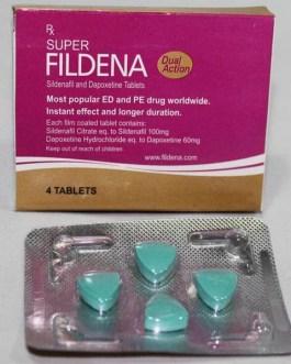 Super Fildena 100/60mg