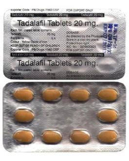 Tadalafil 20mg