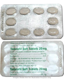 Tadalafil Soft 20mg