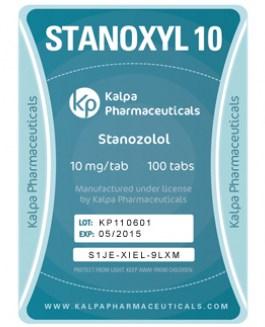 Stanoxyl 10 (Stanozolol)