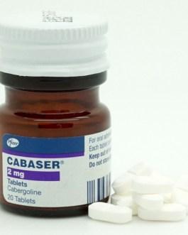 Cabaser 2mg
