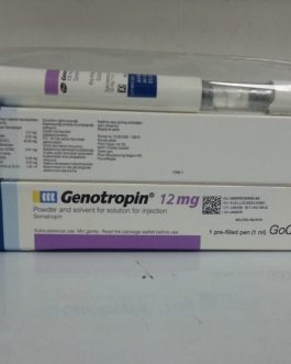 Genotropin HGH (12mg) 36IU