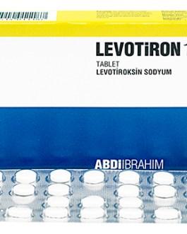 LEVOTIRON T4 (100 mcg)