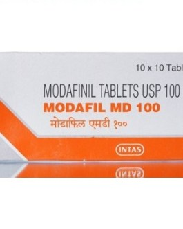 Modafil MD 100 mg