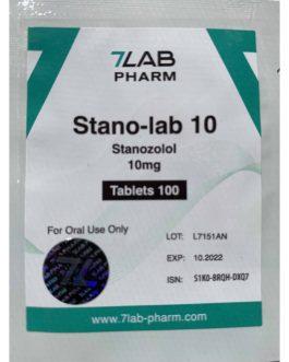 Stano-lab 10
