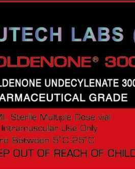 Boldenone 300