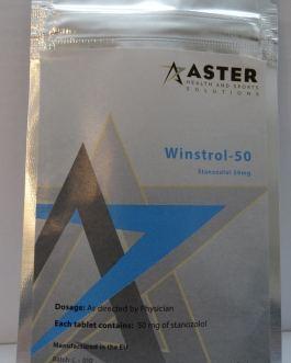 Winstrol 50