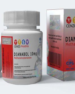 Dianabol 10mg
