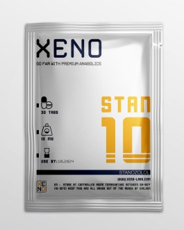 STAN (Stanozolol)